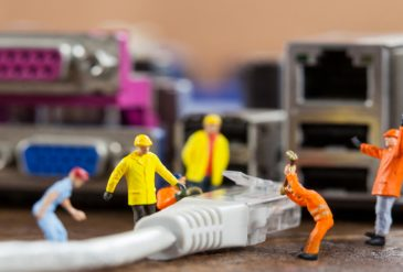 bagaimana cara merancang infrastruktur jaringan kantor