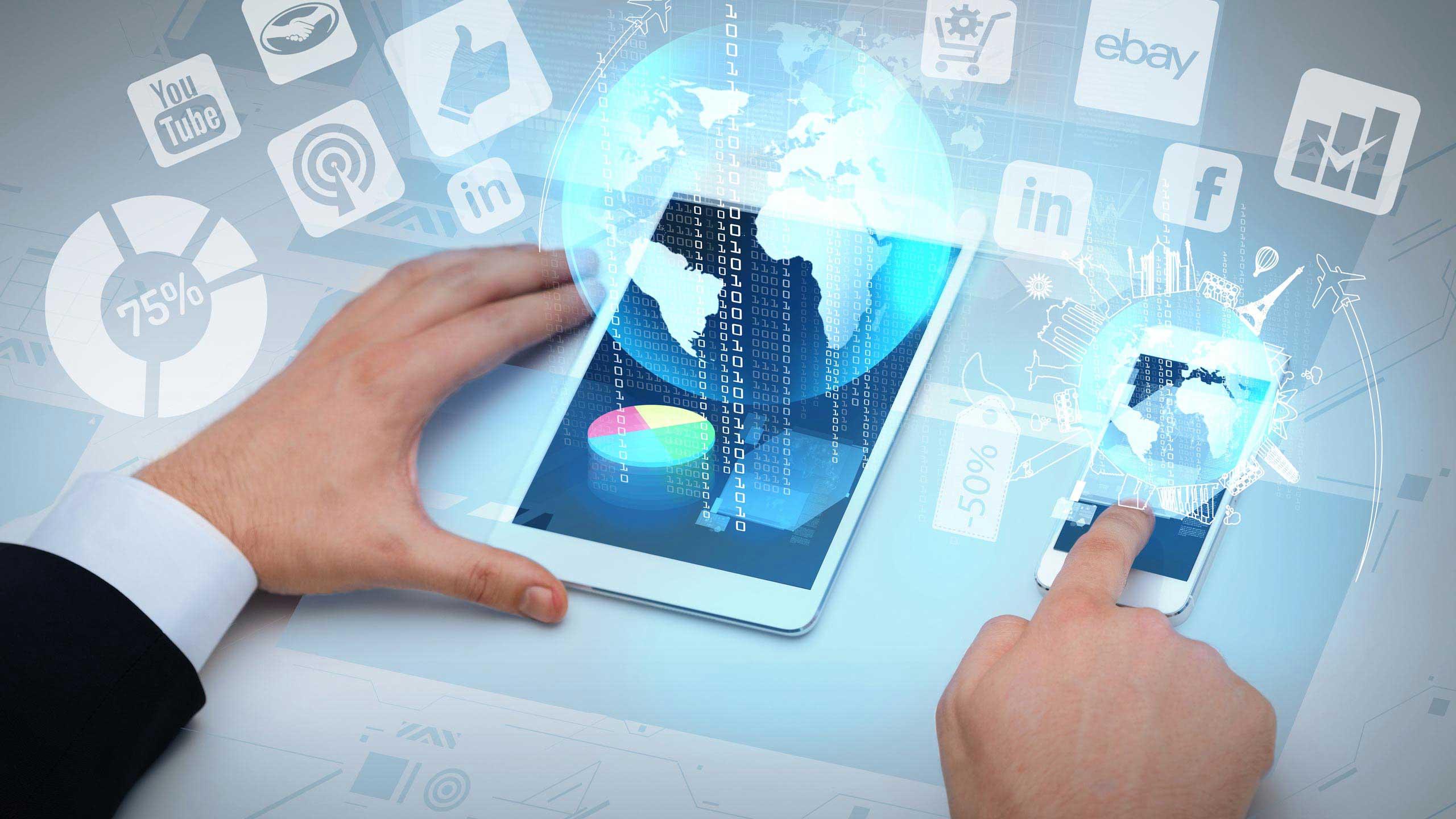 Peran Internet Dalam Mengembangkan Sebuah Bisnis